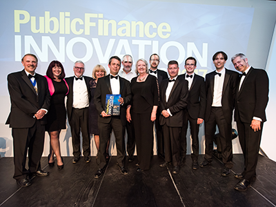 Grand Prix: Public Finance Innovator of the Year